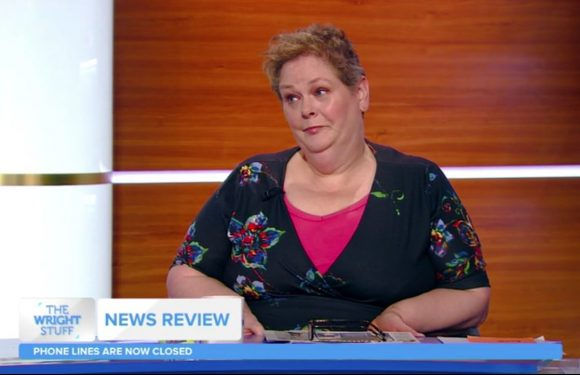 Channel 5's The Wright Stuff cleared following Anne Hegerty's controversial trans comments