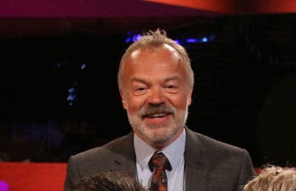 Graham Norton can't join dating app Grindr – because he works for the BBC