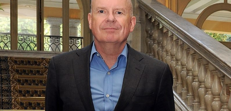 Gerard Baker steps down as editor-in-chief of Wall Street Journal
