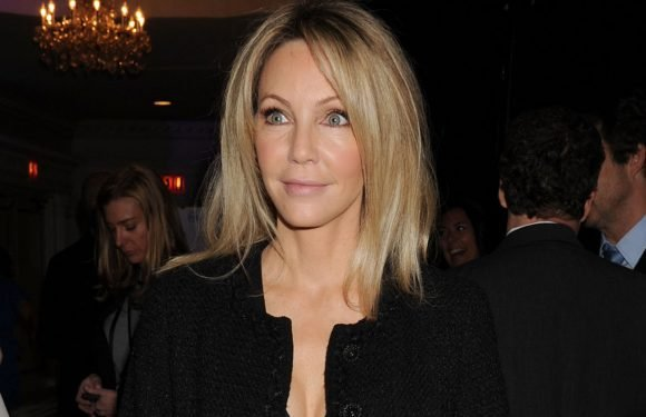Heather Locklear hospitalized for psychiatric evaluation