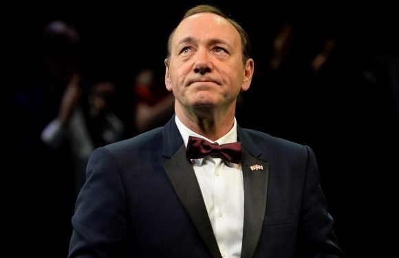 Kevin Spacey Has a New Movie Coming Out Months After Sexual Misconduct Allegations