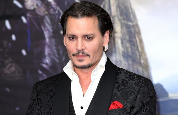 Johnny Depp sued by former bodyguards for unpaid wages and exposing them to illegal substances