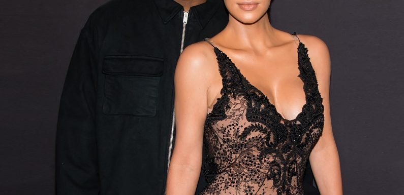 Kanye West Launches Daring New Yeezy Campaign with Nude Kim Kardashian Lookalikes