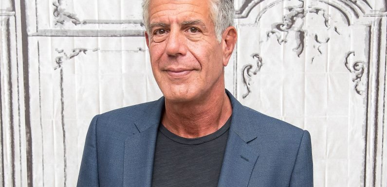 Anthony Bourdain's final PEOPLE interview: Happy, have things to live for