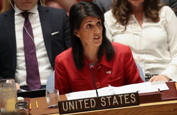 US leaves UN Human Rights Council over 'bias against Israel'