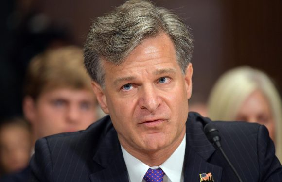 FBI head proves Washington has a vendetta against Trump