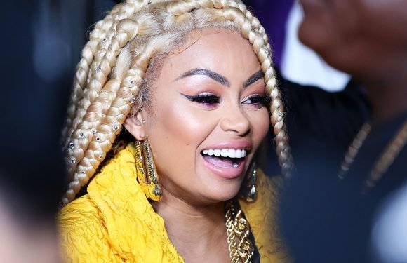 Blac Chyna Is Reportedly Not Pregnant, Just Bloated