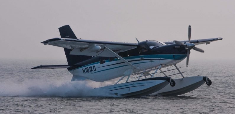 Hotshots taking seaplanes to Southampton during US Open