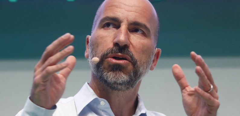 Uber CEO slams driver who booted lesbian couple over kiss