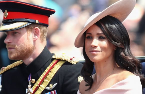 Meghan Markle Broke Royal Protocol at Trooping the Colour!