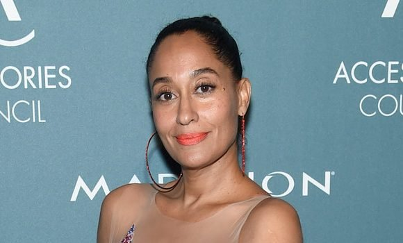 Tracee Ellis Ross Used to Squeeze Into Quick-Change Booths With Mom Diana Ross