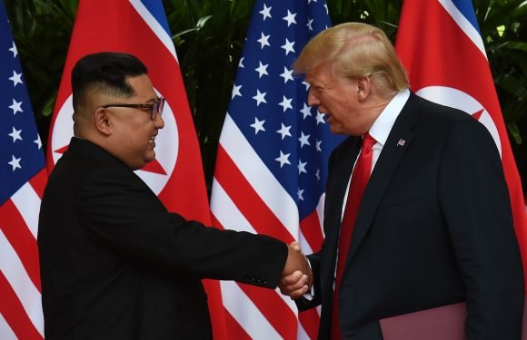 North Korea: Trump has agreed to step-by-step denuclearization