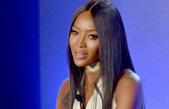 Naomi Campbell wants to create a platform for emerging designers