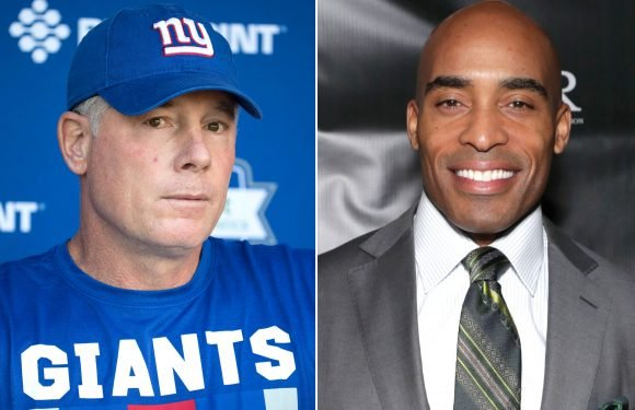 Pat Shurmur welcomes Tiki Barber back into the Giants' fold