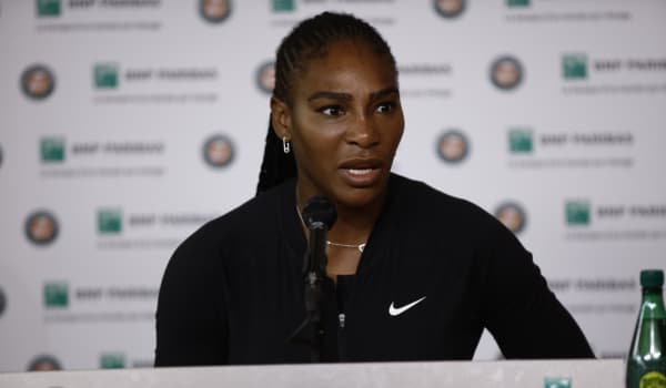 We can't stop applauding Serena Williams' response to this