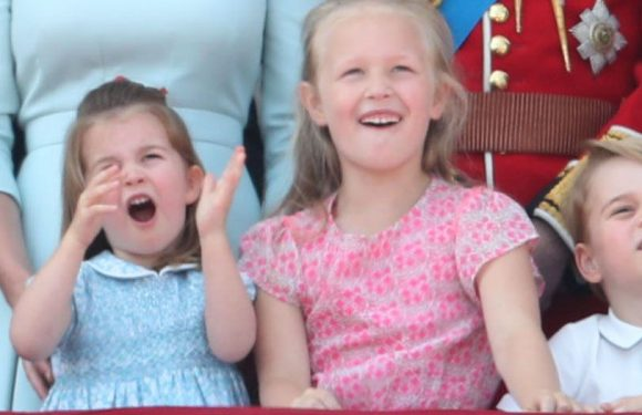 Prince George and Princess Charlotte Are Cuter Than Ever at Trooping the Colour