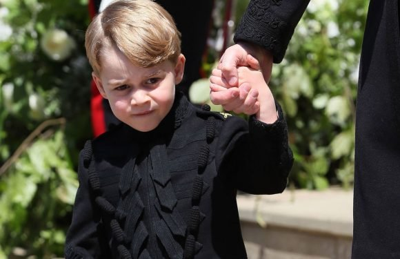 Prince George Is Reportedly Getting More Security Following an ISIS Threat