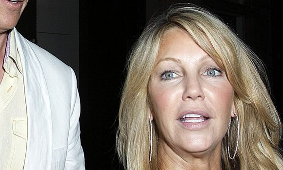 Heather Locklear Arrested For 2nd Time In 4 Months: Allegedly Assaulted Cop While 'Heavily Intoxicated'