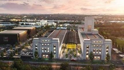 Plans Unveiled for $67 Million Film and TV Studio in Liverpool