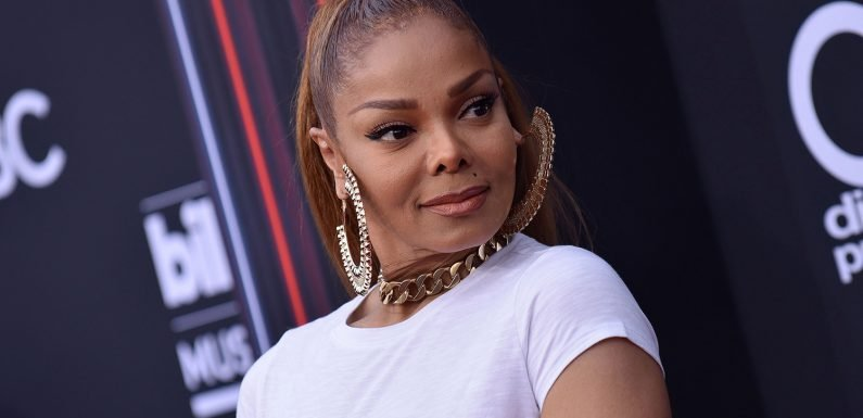 Motherhood was the remedy for Janet Jackson's depression