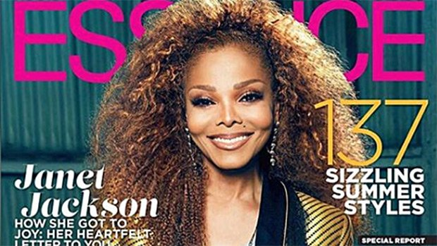 Janet Jackson, 52, Looks Svelte & Sexy On 'Essence' Cover After Giving Birth To First Child