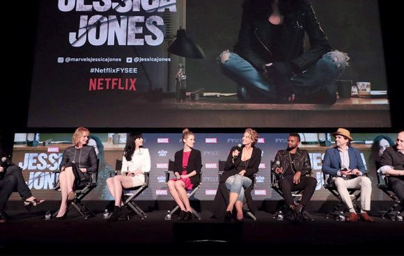 Remote Controlled: 'Jessica Jones' Team on Hiring Female Directors, What's Coming in Season 3