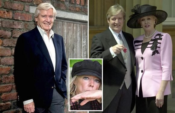Coronation Street's Bill Roache reveals agonising pain after car crash stopped him from seeing his dying daughter