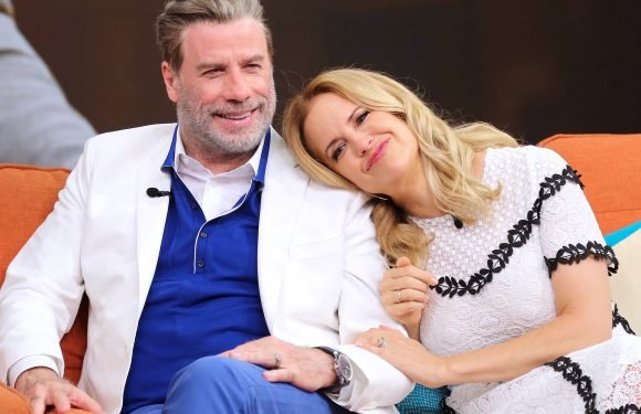 Kelly Preston's Perfect Date Night with John Travolta Is When They 'Jump On the Plane' for Dinner