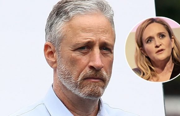 Jon Stewart Defends Samantha Bee From C-Word Backlash and Expects an Apology From Donald Trump