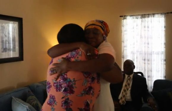 Woman left at Penn Station 40 years ago reunited with family