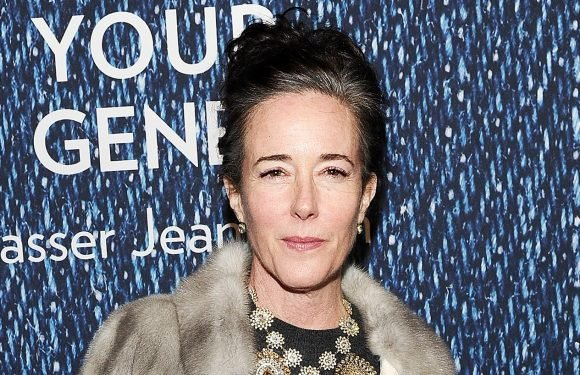 Kate Spade Dead at 55: Stars React to Fashion Designer's Death