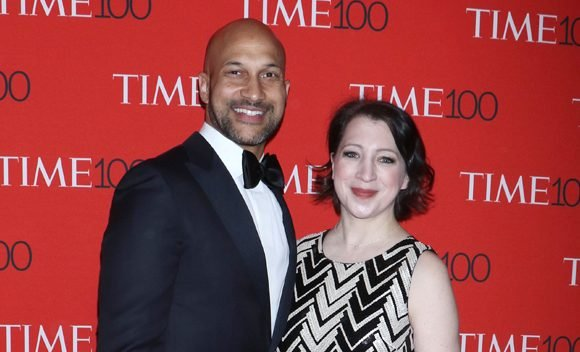 Keegan-Michael Key Just Married GF Elisa Pugliese — See The Touching Wedding Photo