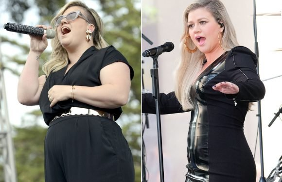 Kelly Clarkson opens up about recent weight loss
