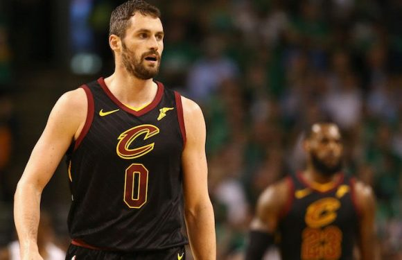 NBA Rumors: Cleveland Cavaliers Will Trade Kevin Love If LeBron James Leaves
