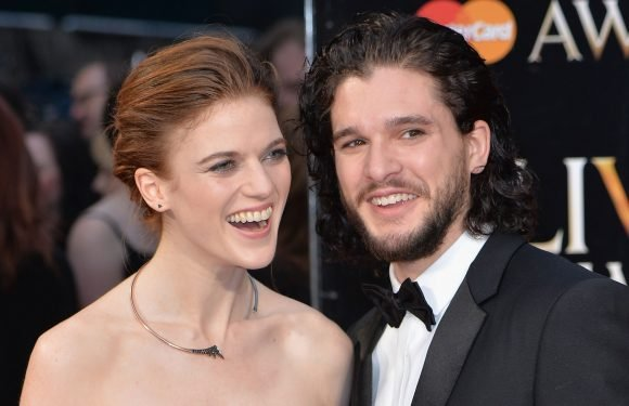 'Game of Thrones' Co-Stars Arrive in Scotland for Rose Leslie and Kit Harington's Wedding