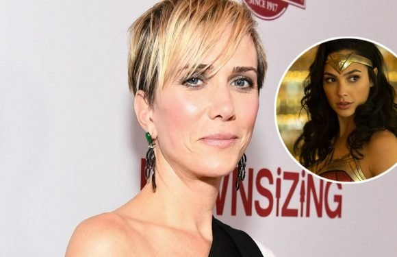 Patty Jenkins Debuts First Photo of Kristen Wiig from 'Wonder Woman 1984'