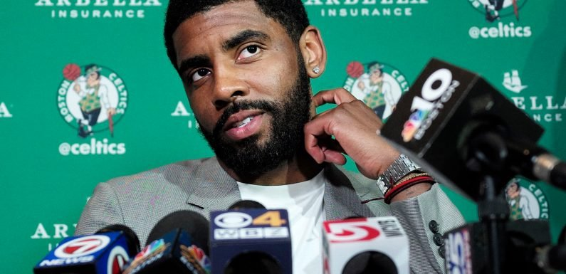 Kyrie Irving hints at testing 2019 free-agent waters