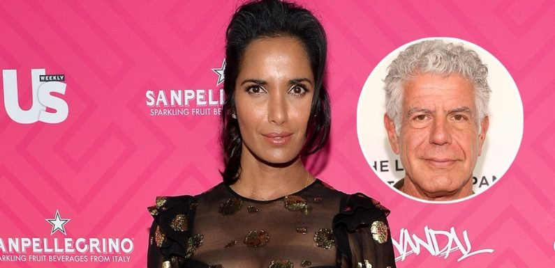 Padma Lakshmi Remembers 'Sweet and Tender' Anthony Bourdain After His Death