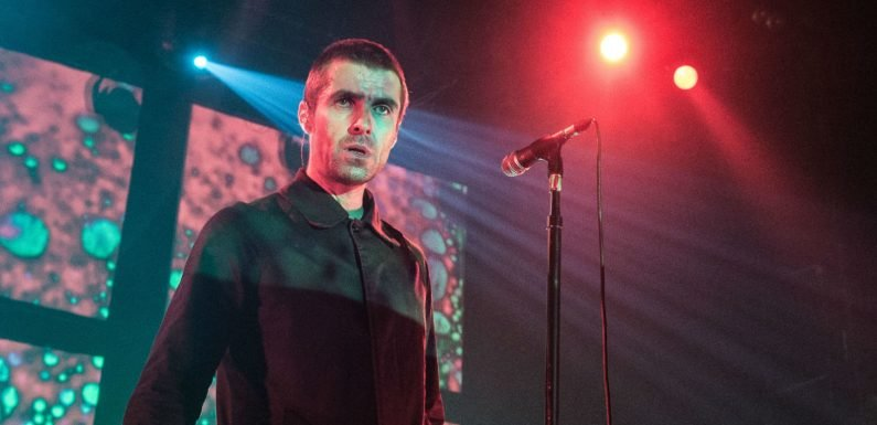Liam Gallagher's long-lost daughter Molly Moorish meets her grandmother at family reunion
