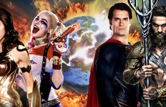 DC movies release dates – all the DC movies coming your way in 2018 and beyond