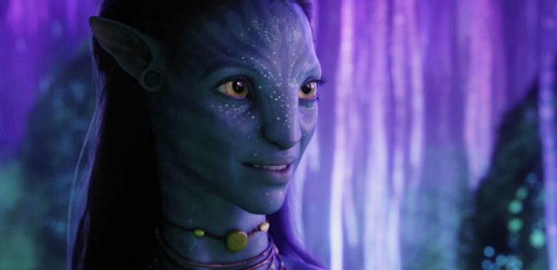 Zoe Saldana has already finished shooting Avatar 2 and 3