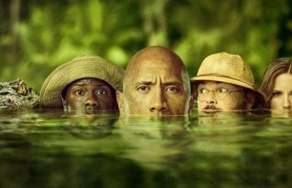 Dwayne Johnson's Jumanji: Welcome to the Jungle drops first teaser as US release date is confirmed
