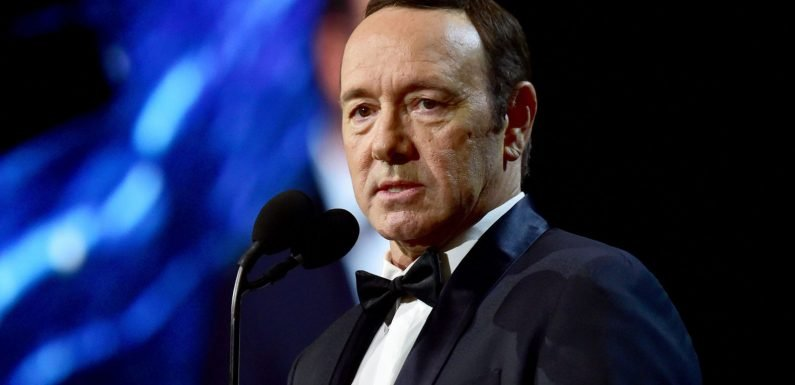 Here's when Kevin Spacey will be returning to cinemas following sexual misconduct scandal