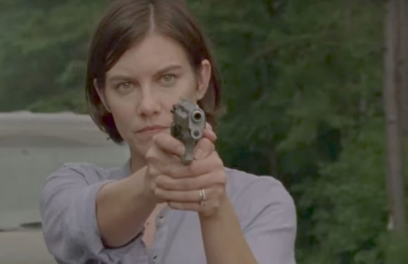 The Walking Dead star Lauren Cohan looks set to leave the show for good in season 9