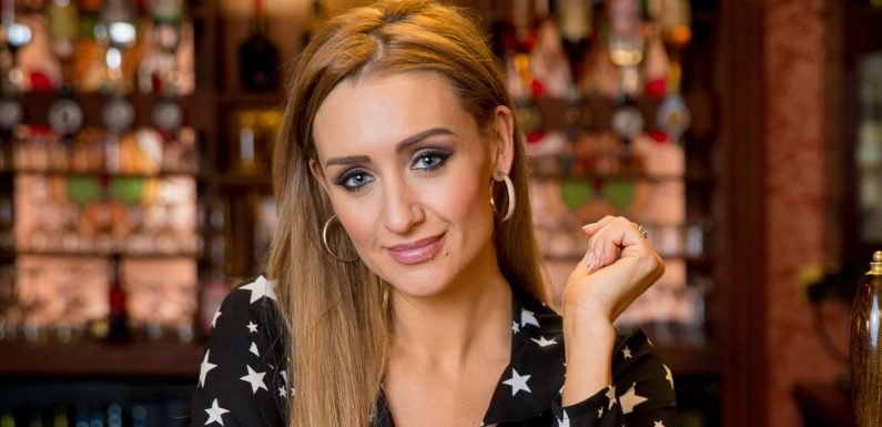 Coronation Street star Catherine Tyldesley reveals she films her final scenes VERY soon