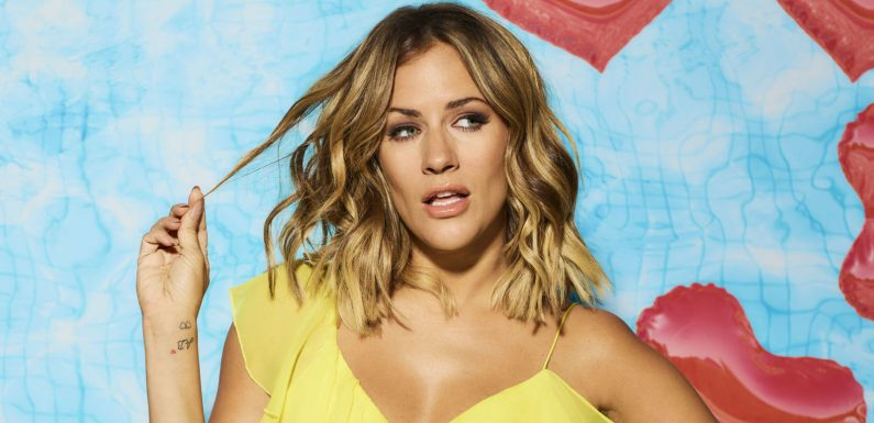 Love Island's Caroline Flack hits out at love rat Adam Collard on Twitter