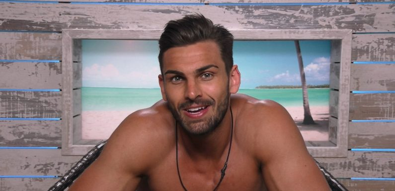 Love Island's Adam is 'playing a game', according to friend