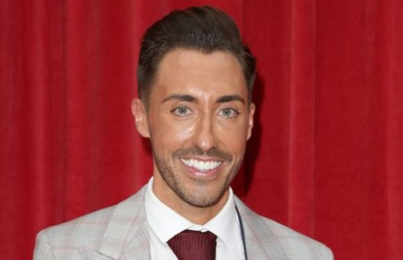 Hollyoaks star Ross Adams reveals he feared he was going to die