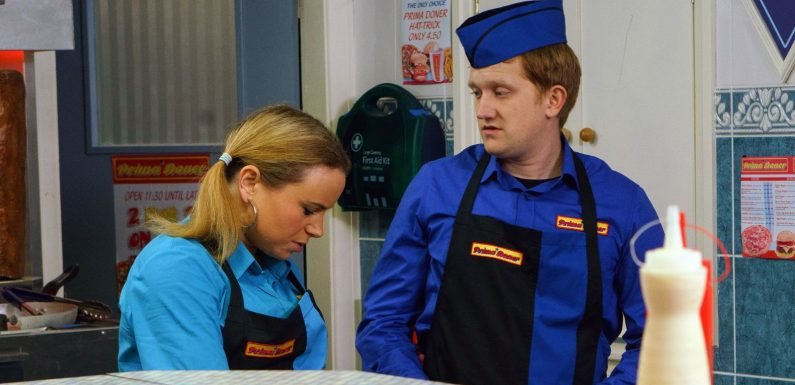 Coronation Street hints at a new romance for Gemma Winter and Chesney Brown