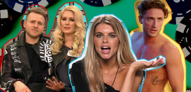 7 of reality TV's biggest game players and master manipulators